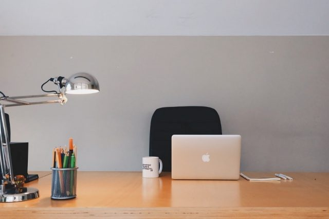 Lichtplan kantoor