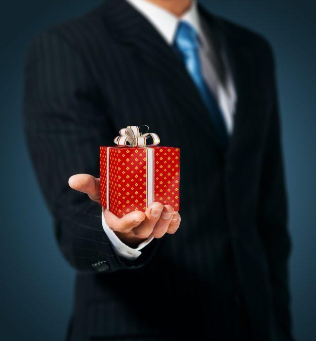 Laat je winst groeien met relatiegeschenken