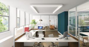 profnews inrichten nieuw kantoor