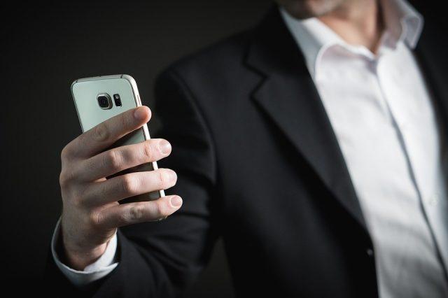Zakelijke smartphones