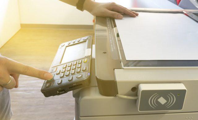 A3 of A4 printer