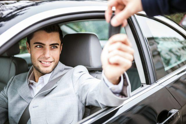 Opties voor zakelijk rijden