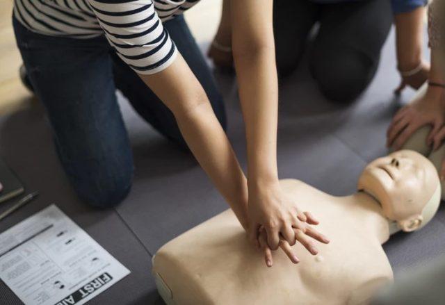AED werkvloer