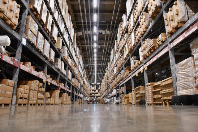 Modulaire magazijnen steeds populairder bij distributiecentra