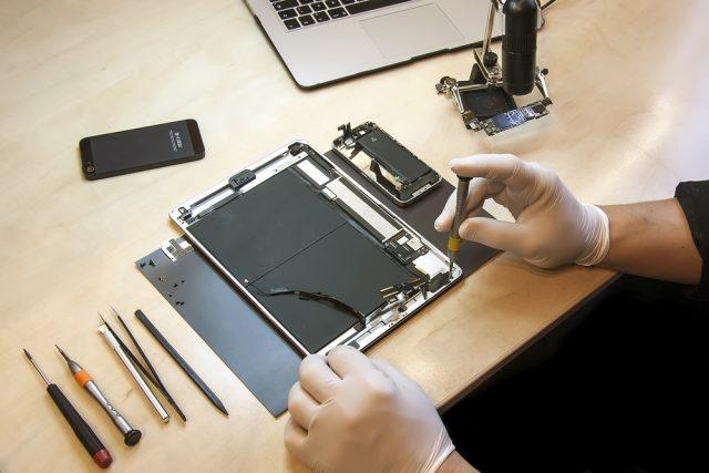 4 tips voor een kapotte tablet
