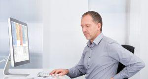 Ergonomische tips voor een goede zithouding in je bureaustoel