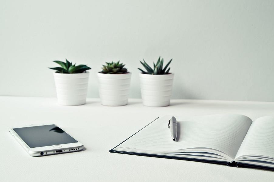 Inrichten van je thuiswerkkantoor
