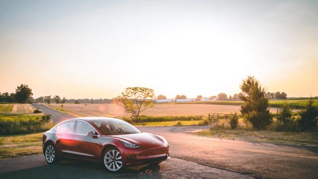 Fiscale voordelen elektrische auto