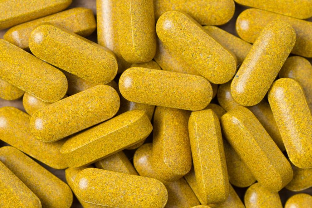 Gember tabletten