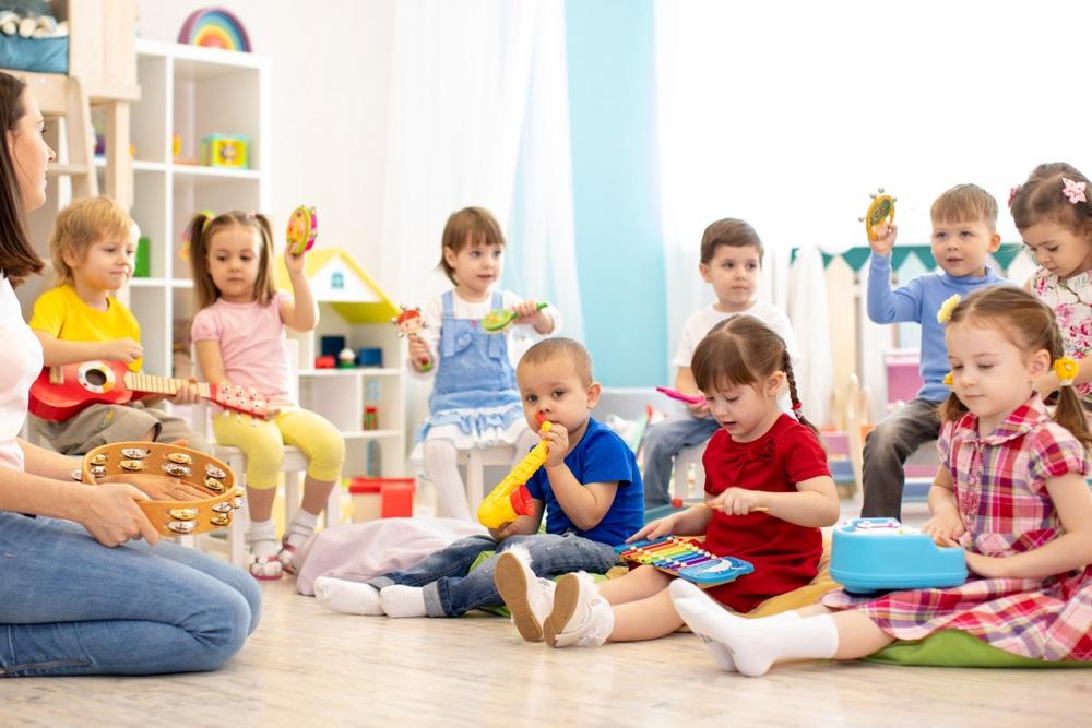 Banen met kinderen werken