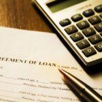 Ondernemer geld lenen