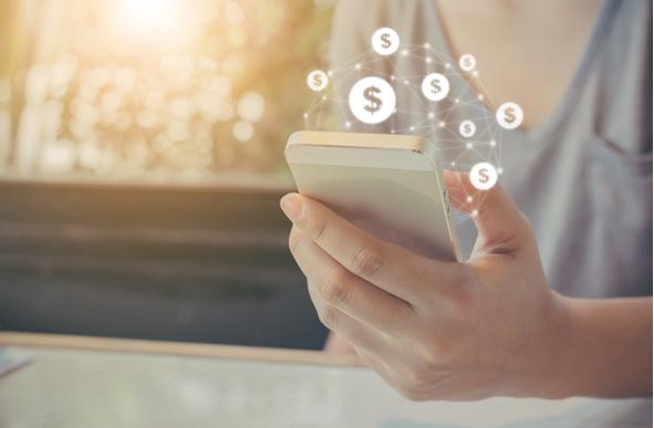 Apps voor inkomsten en uitgaven
