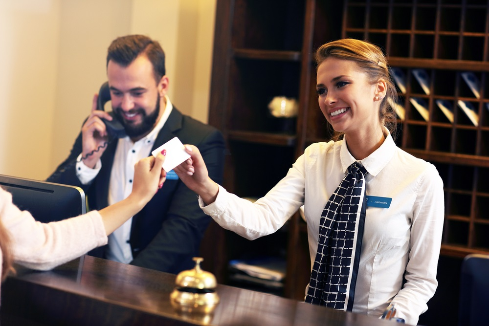 Naambordje hotelwezen