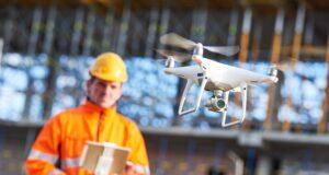 Hoe ingenieurs steeds meer drones gebruiken in hun werk