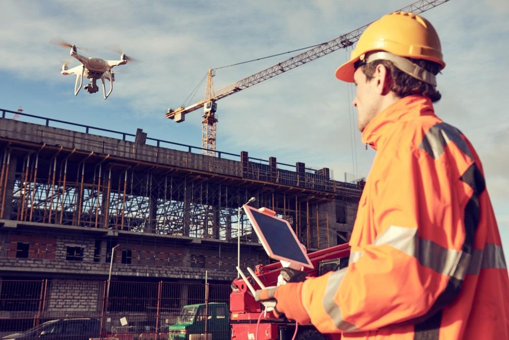 Inspecteren met een drone