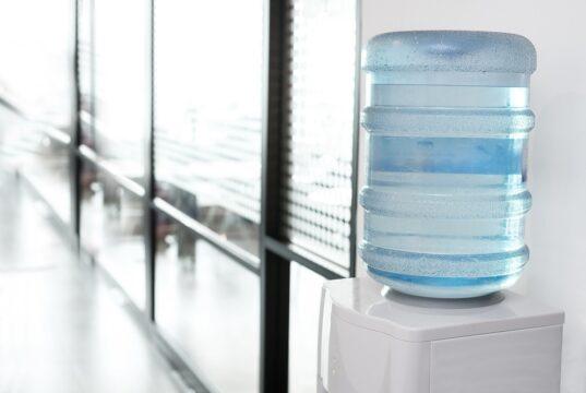Water op kantoor Wat zijn de opties