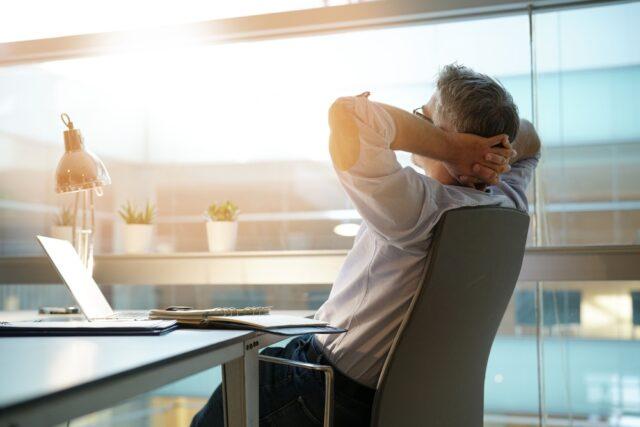 Een kantoorbaan en je gezondheid zo zit het