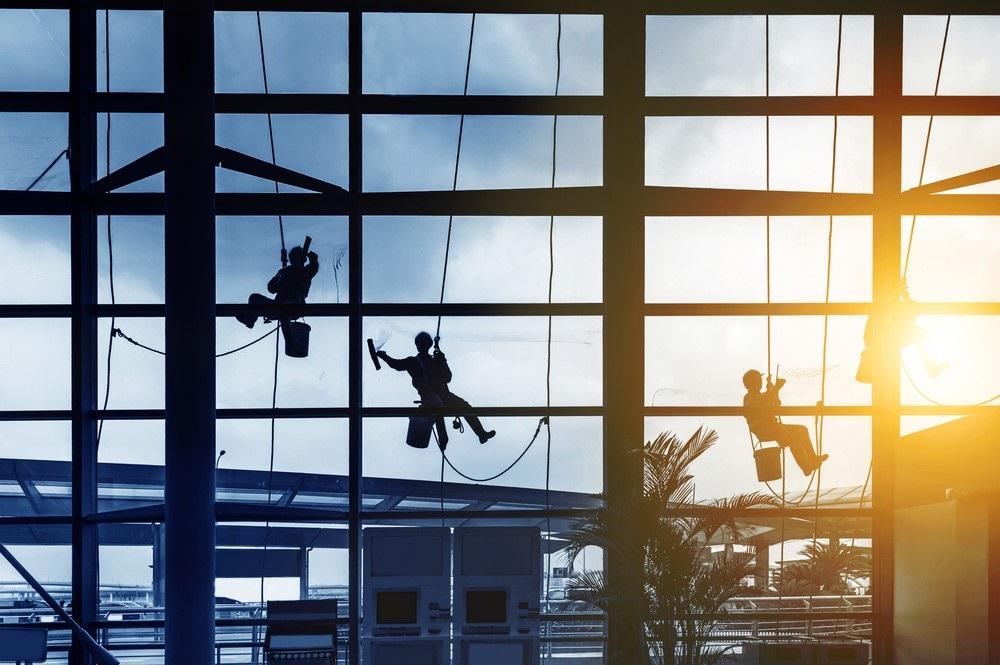 Hoe zorg je voor een onderhoudsarm bedrijfspand
