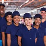 Medewerkers van werkkleding moet voorzien