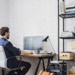Thuis gezonde en verantwoordelijke werkplek