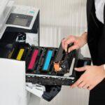 Printerinkt besparen