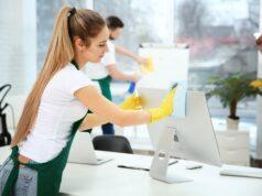 Het sanitair op de werkplek gedeelde verantwoordelijkheid
