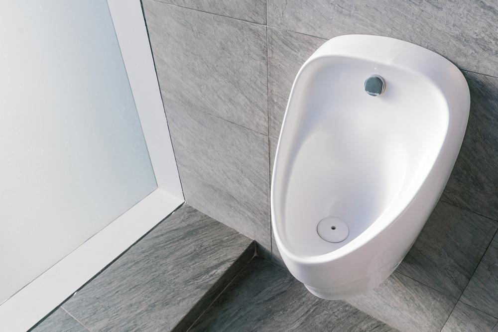 Toilet op werkplek