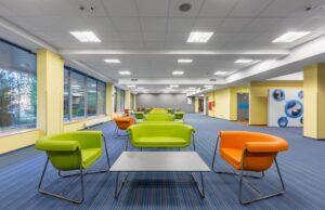 Welke kleuren moet je gebruiken of juist ontwijken op kantoor