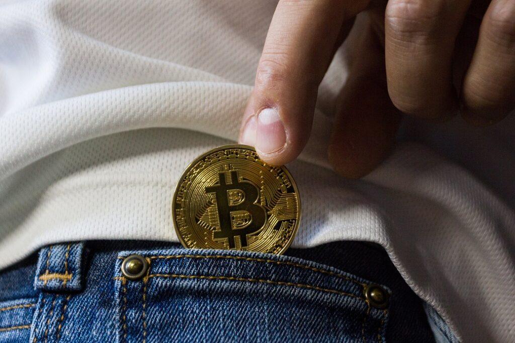 Zorg voor een plaats om de cryptovaluta te bewaren