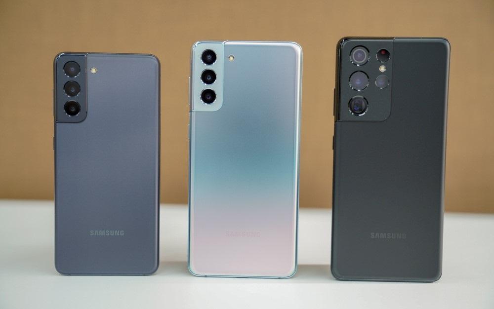 Nieuwe Samsung telefoons voor zakelijk gebruik