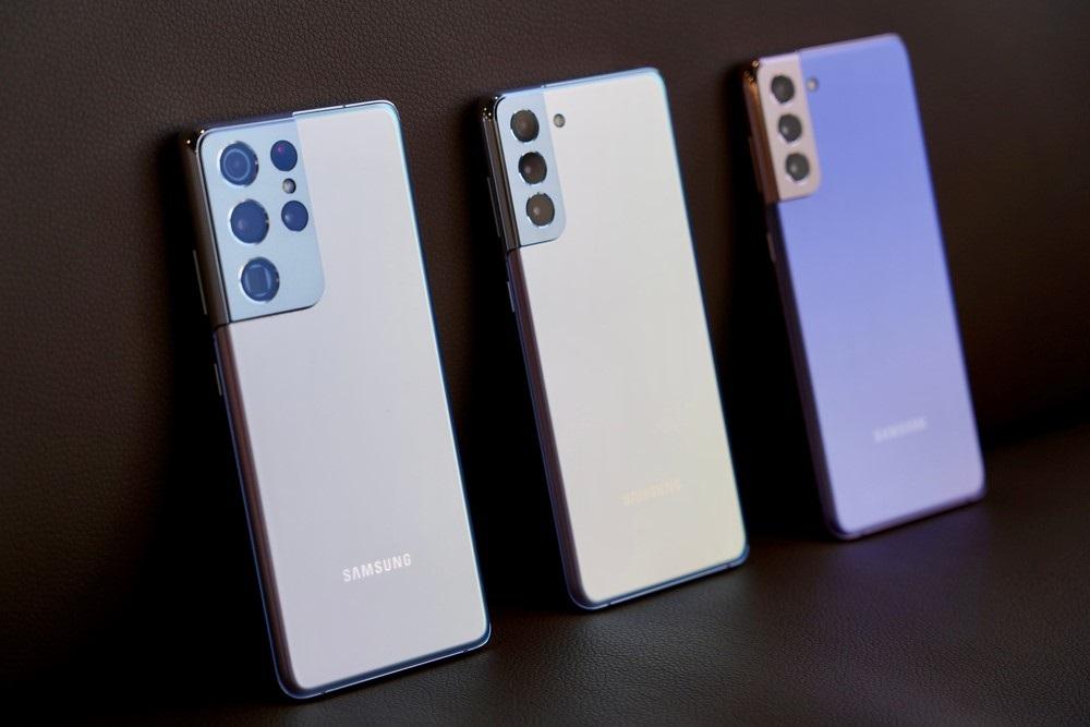 Ontdek de nieuwe Samsung telefoons voor zakelijk gebruik