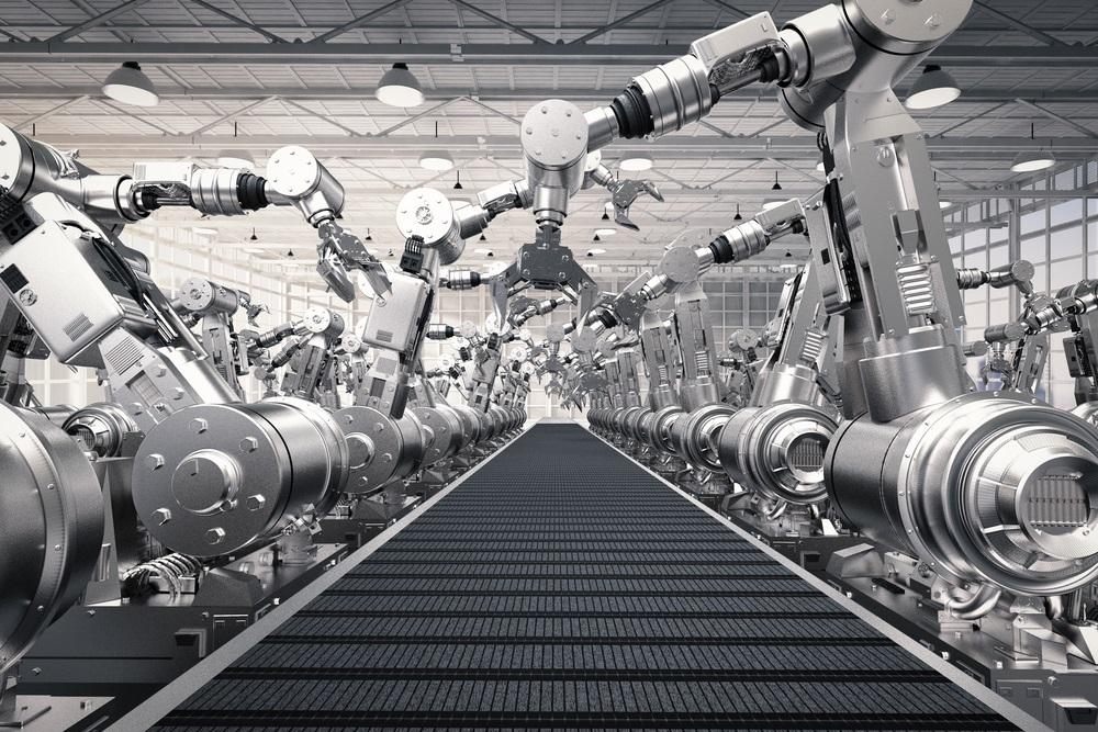Soorten robotarmen