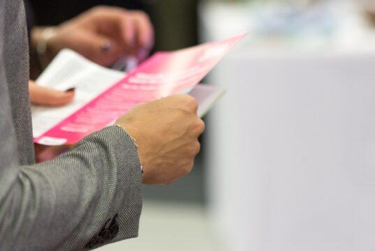 4 redenen om flyers te gebruiken voor marketing
