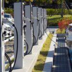 Laadpalen voor elektrische auto's